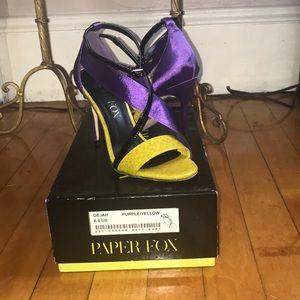 Purple pop !!!